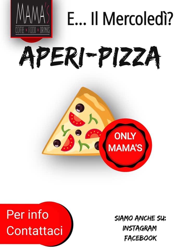 APERI PIZZA del MAMA'S